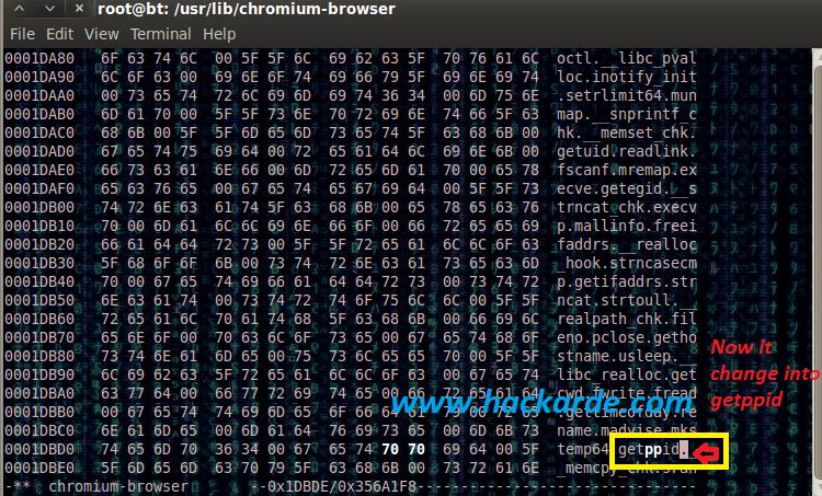 run chrome browser
