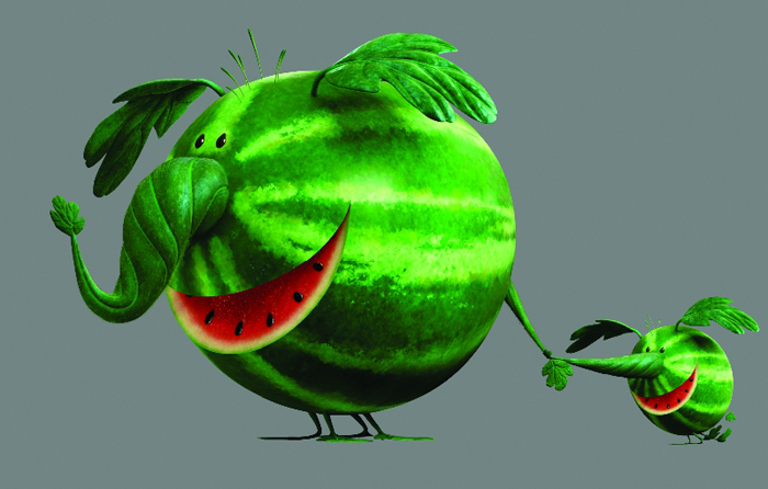 Watermelophant