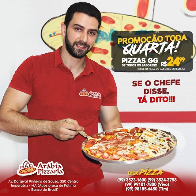 Arábia Pizzaria