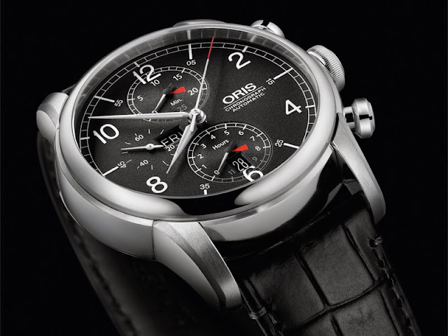 Oris Introduces RAID 2013 Limited Edition Chronograph