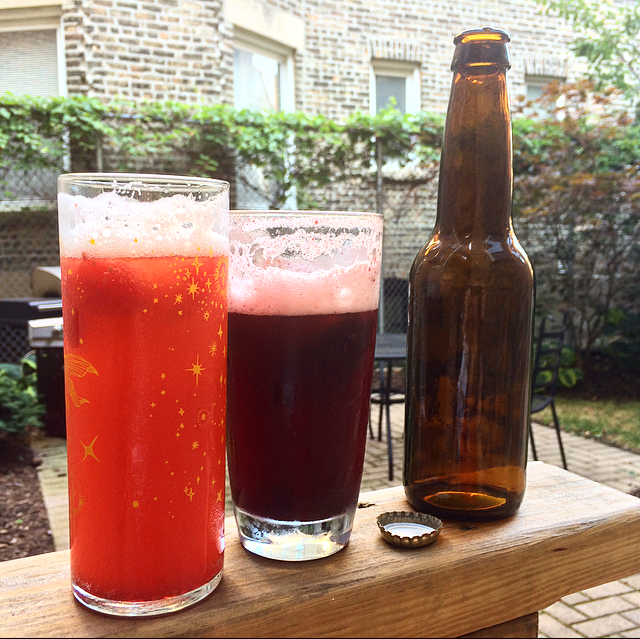 Nancy Brew - Adventures in Home Brewing: August 2015