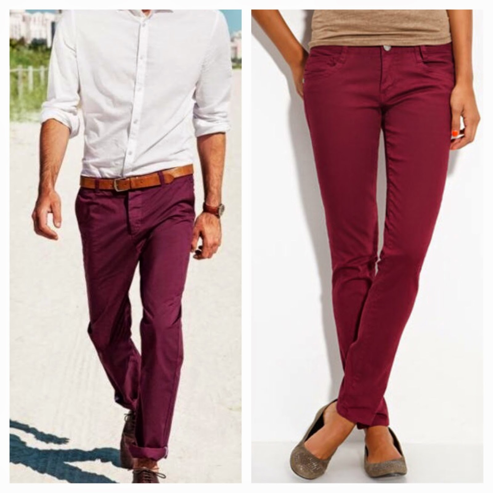 Men and Women Fall Trends