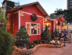 Casa do Papai Noel 2012