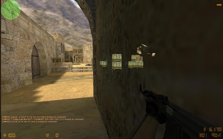 Super Simple Wall CS - Hack CS