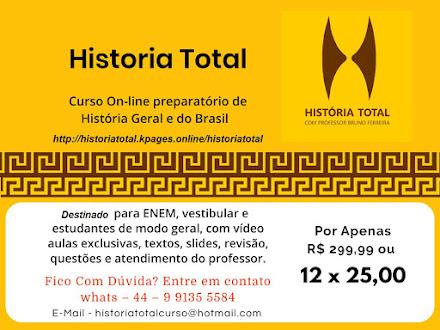 Curso Historia Total