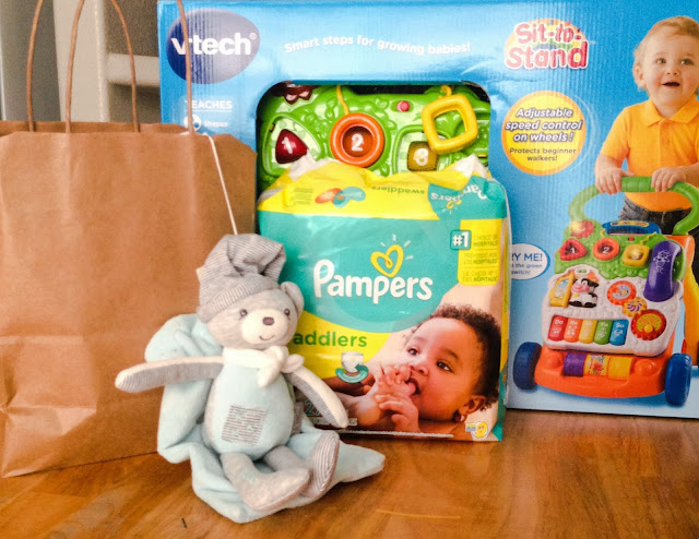 Pampers #SwaddlersFirsts #Giveaway