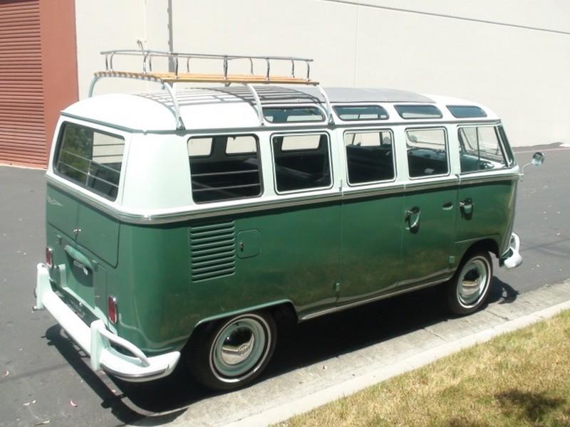 VW Bus for Sale, 21 Window Kombi 65 | VW Bus