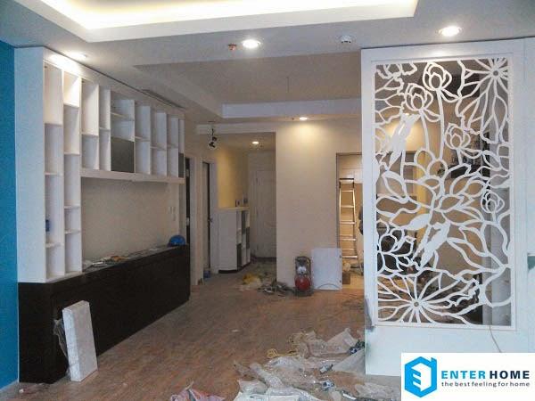 Thiết kế thi công nọi thất nhà anh Thắng P2405 - R5 - Royall City ảnh 12