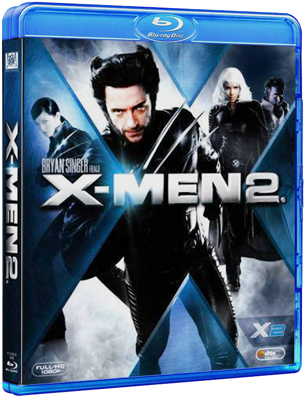 X-Men 2 – BluRay – Dublado Torrent