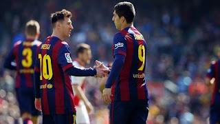 FC Barcelona 6-1 Rayo Vallecano