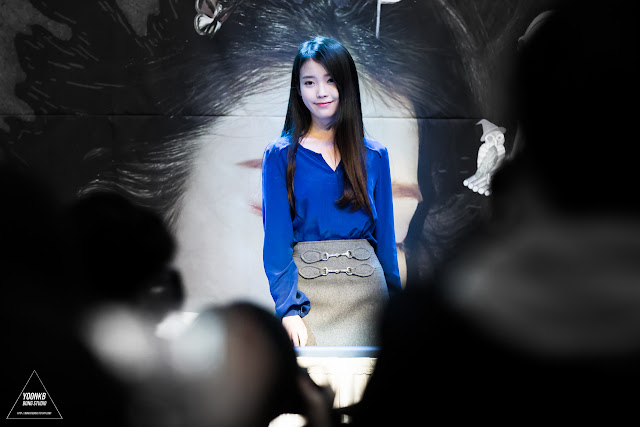 Steal IU's fan-meeting look for her latest mini album, 23