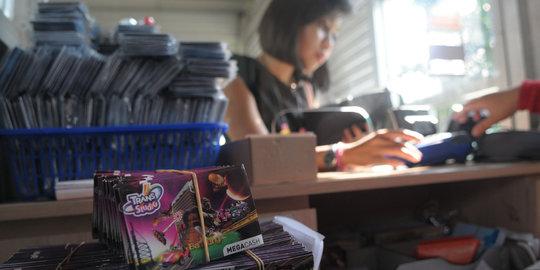 Ahok: E-ticketing Dapat Petakan Pola Penumpang Bus Di Jakarta
