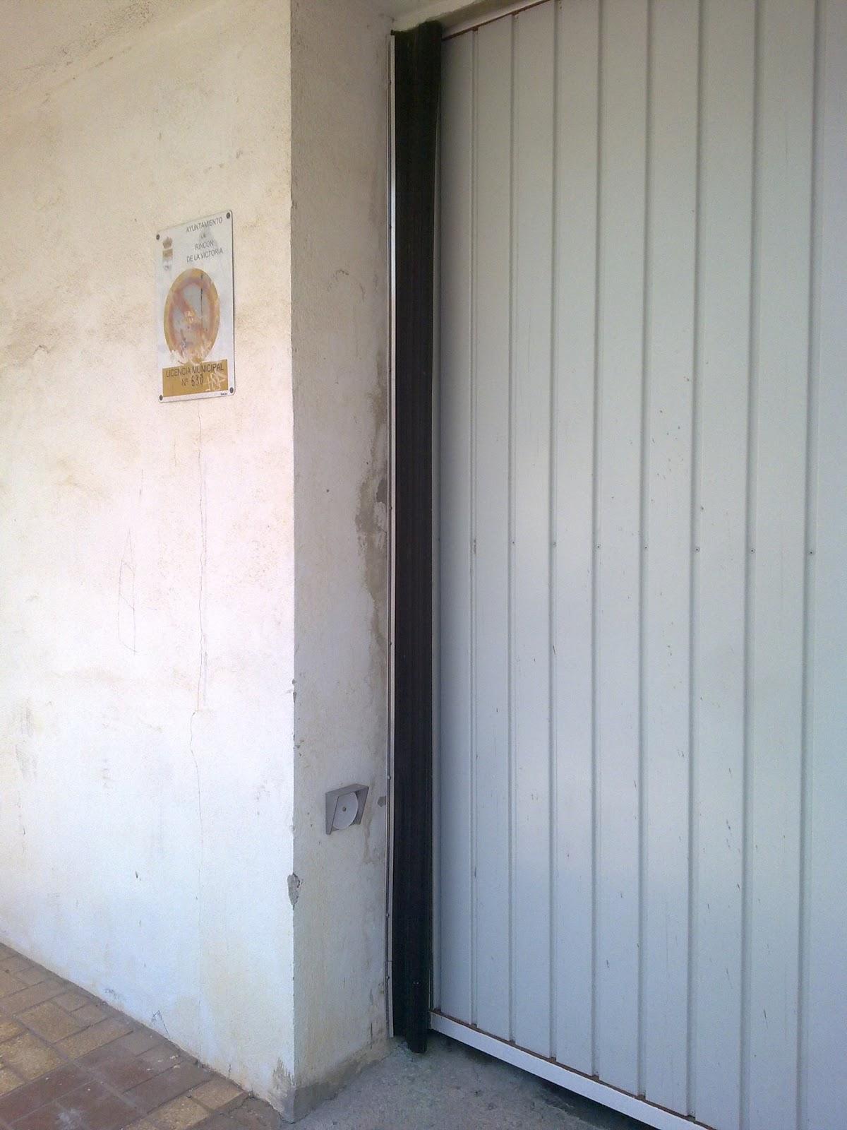 Puertas autom ticas for Puerta automatica no abre
