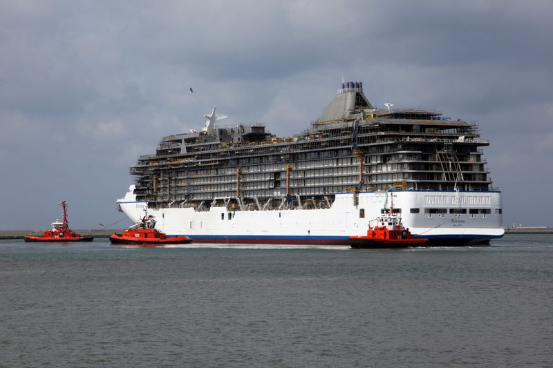 CruiseGuru Oceana Cruises Riviera Debut Delayed Days - Oceana cruise lines