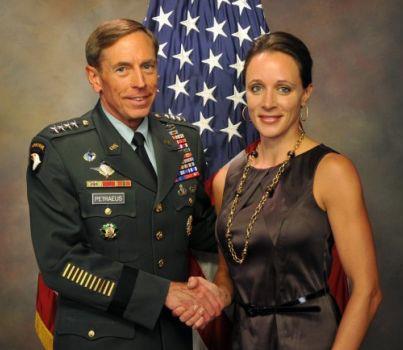 Paula Broadwell General Petraeus