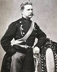 Lieutenant Henrik Lindström  -  the man behind Biff a la Lindström