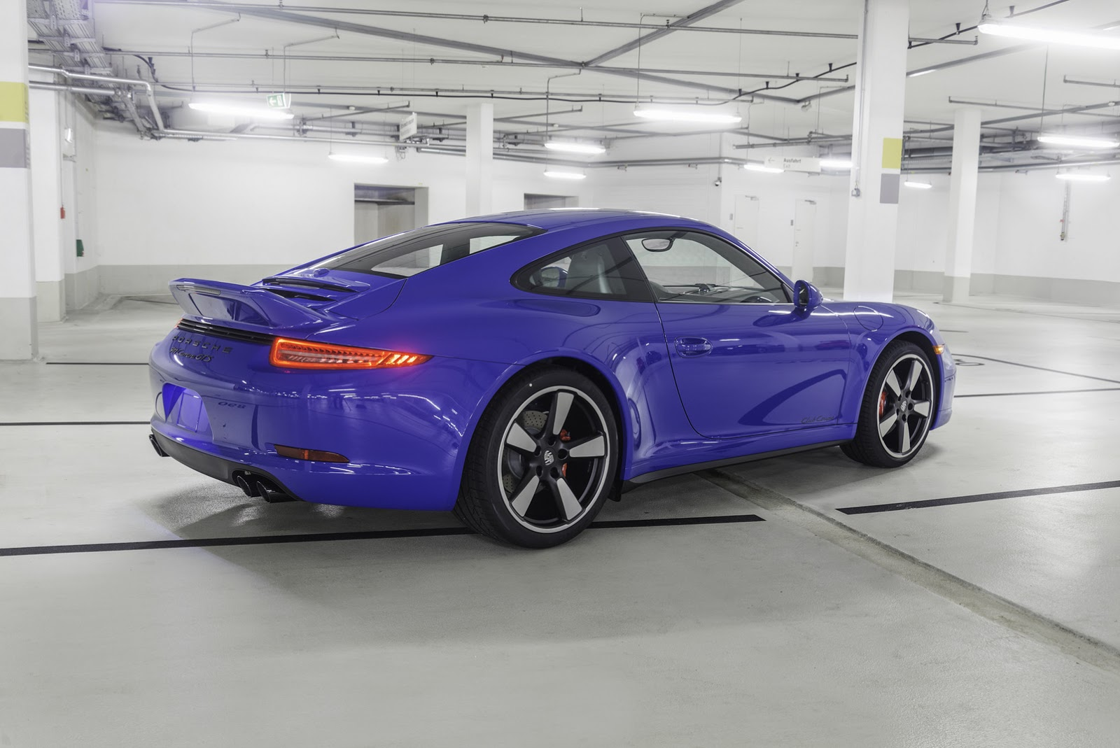 New Limited Edition Porsche 911 Gts Club Coupe Only For U