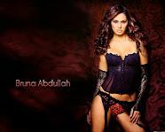 Hollywood Actress Bruna Abdullah HD Wallpapers