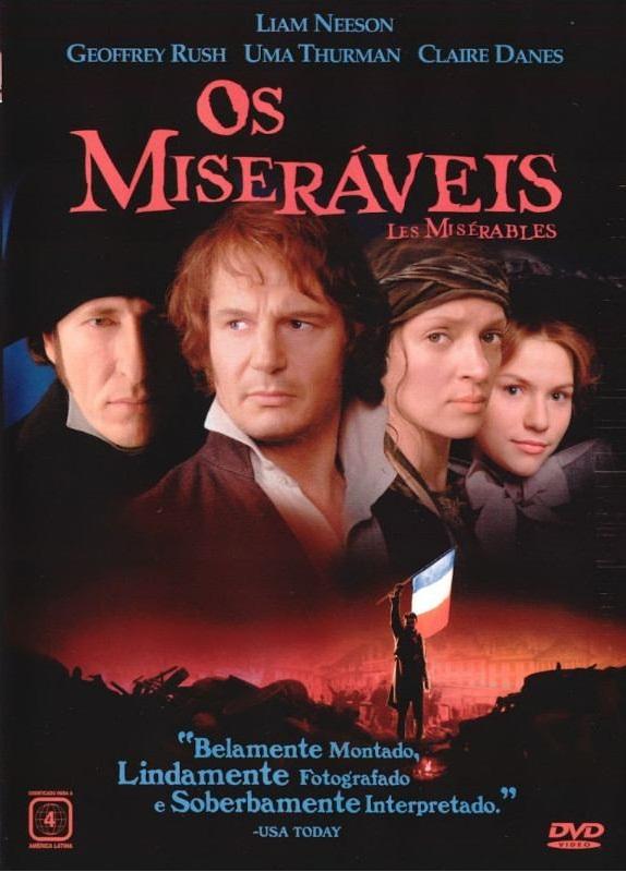 Os Miseráveis – Dublado (1998)