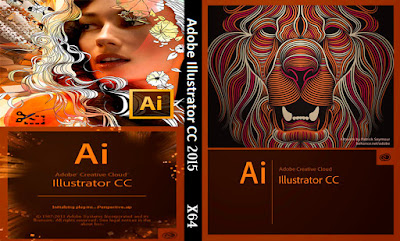 Adobe Illustrator CC 2014 x64-Bit DVD Capa