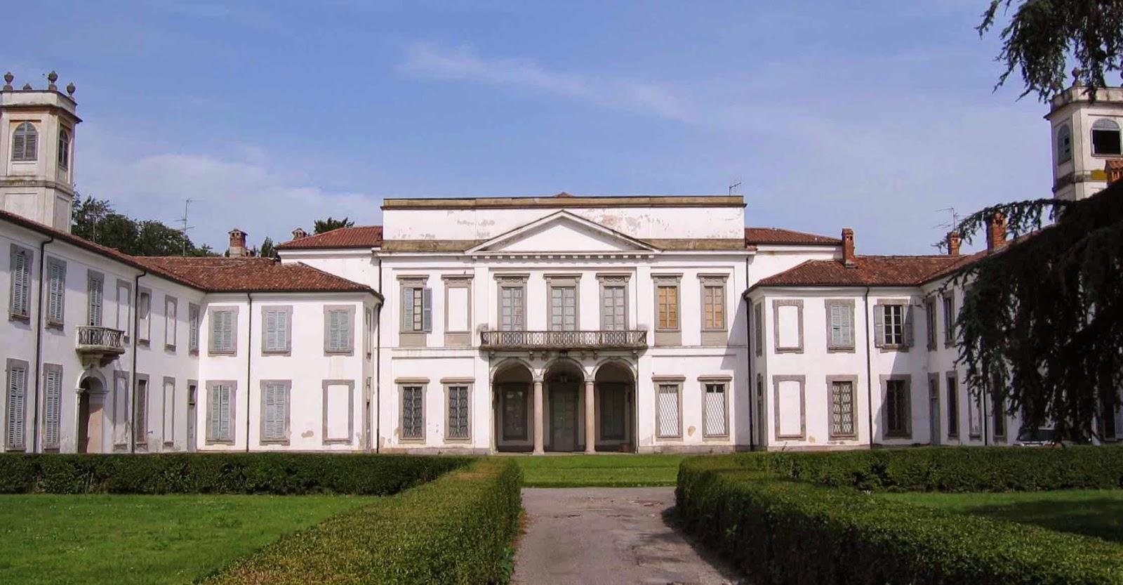 Villa Mirabello - Parco della Reggia di Monza