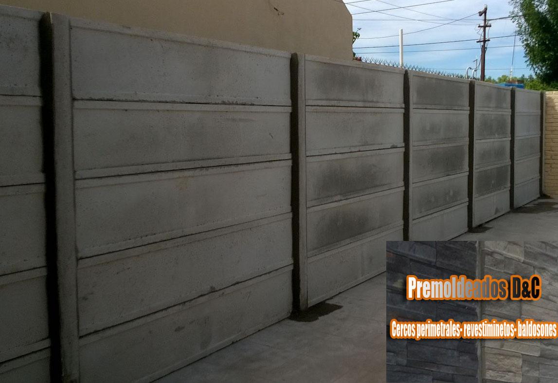 Muros premoldeados de hormigon dc - Muros de hormigon ...