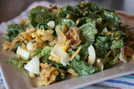 FABULOUS: Corn Chip Salad