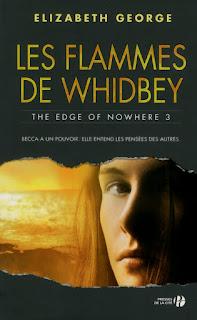 Les flammes de Whidbey – Elizabeth George