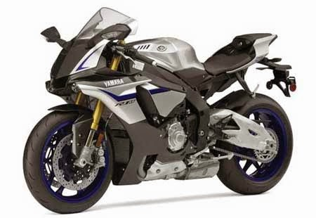 Yamaha YZF-R1M Special Edition 2015