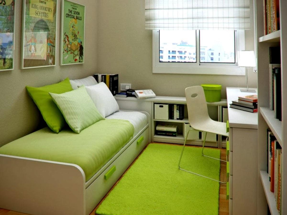 cara simpel menata interior kamar tidur panduan desain