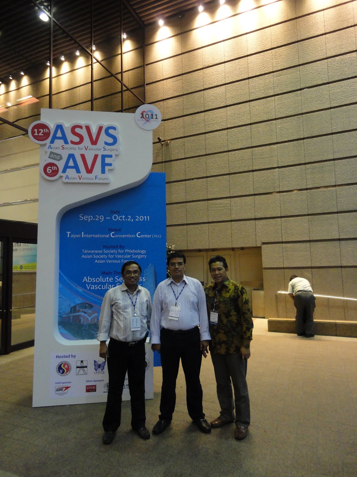 for Asian surgery society vascular