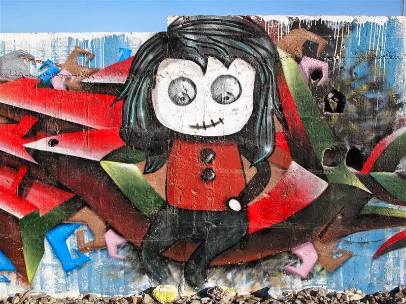 Graffiti (Caldera - Chile)