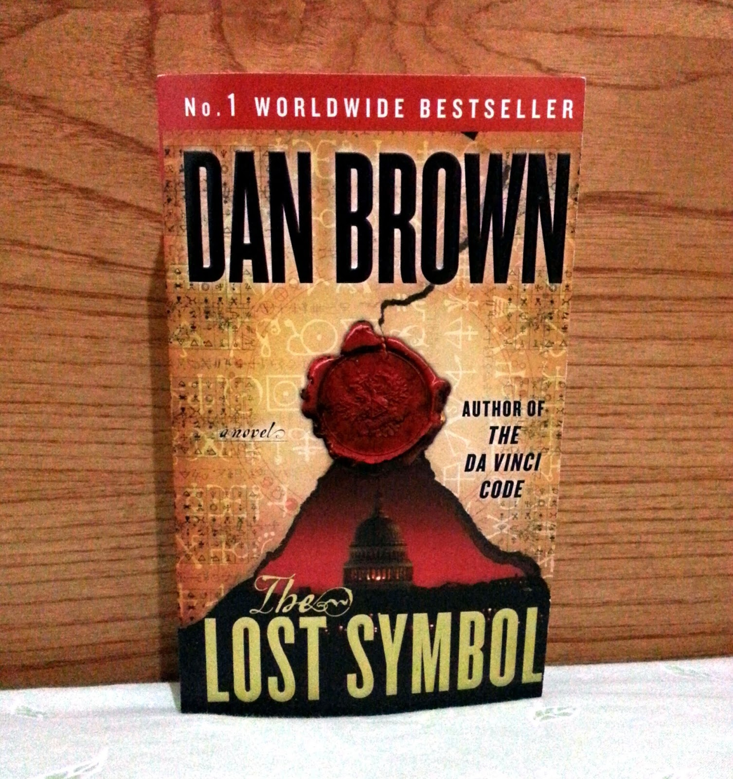 """the lost symbol book analysis The website of the lost symbol offers this teaser: """"91509: all will be revealed"""" until that date, we can only rely on the publisher to keep us informed with."""