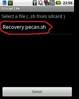 (APORTE) Nueva manera mas simple de instalar el recovery
