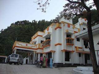 Jagadguru Kripaluji Maharaj in Mussoorie