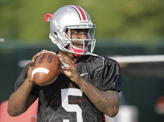 Ruh-Roh! Cardale Jones and Braxton Miller are heading to the tattoo parlor.
