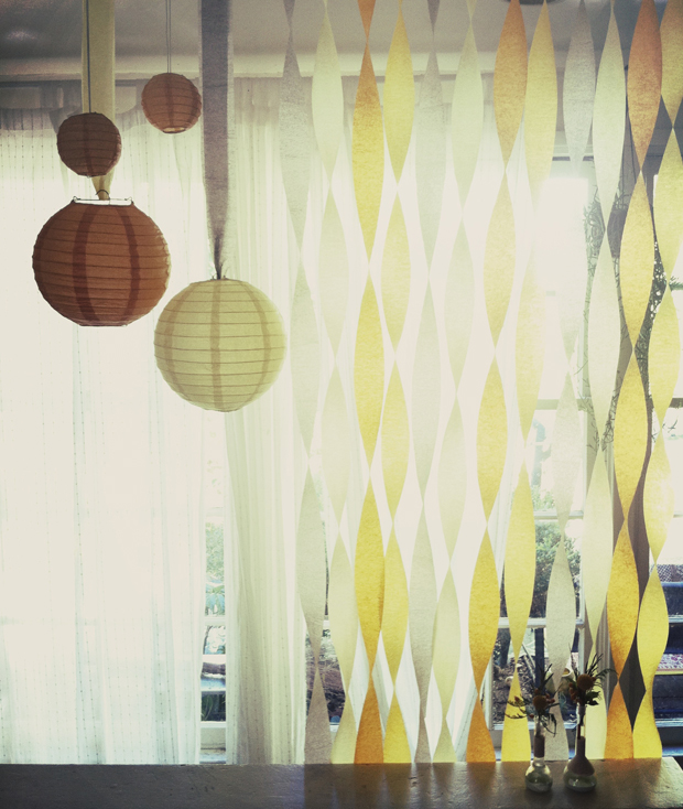 Tysha s blog streamer decorations are a favorite way to make a party