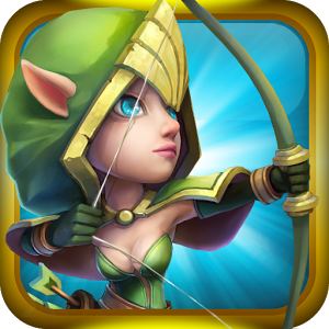Castle Clash Apk for Android Full Data free download
