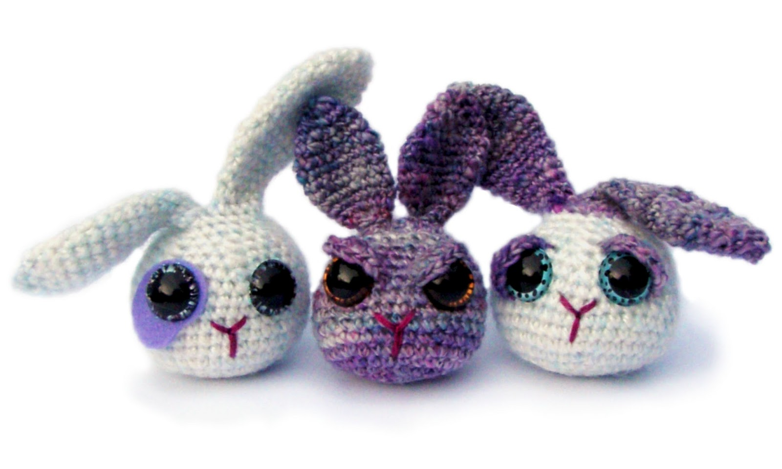 Free Amigurumi Bunny Pattern : Patchwork moose: free patterns