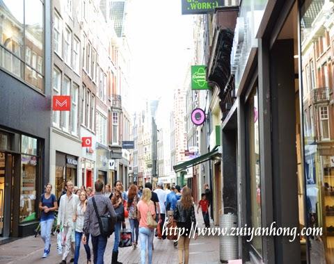 Amsterdam Kalverstraat