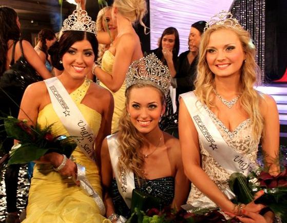 Miss Iceland 2011Sigrún Eva Ármannsdóttir