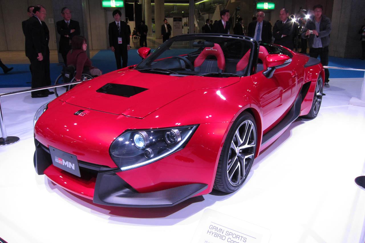 El Futuro MR2, Toyota GRMN Hybrid Concept II.-4.bp.blogspot.com