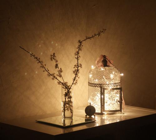 decoracao alternativa de apartamento:Luzinhas de natal na decoração:casa e imoveis Decoração – Casa
