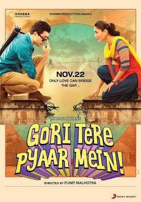 Gori Tere Pyaar Mein First Look posters feat. Kareena Kapoor & Imran Khan