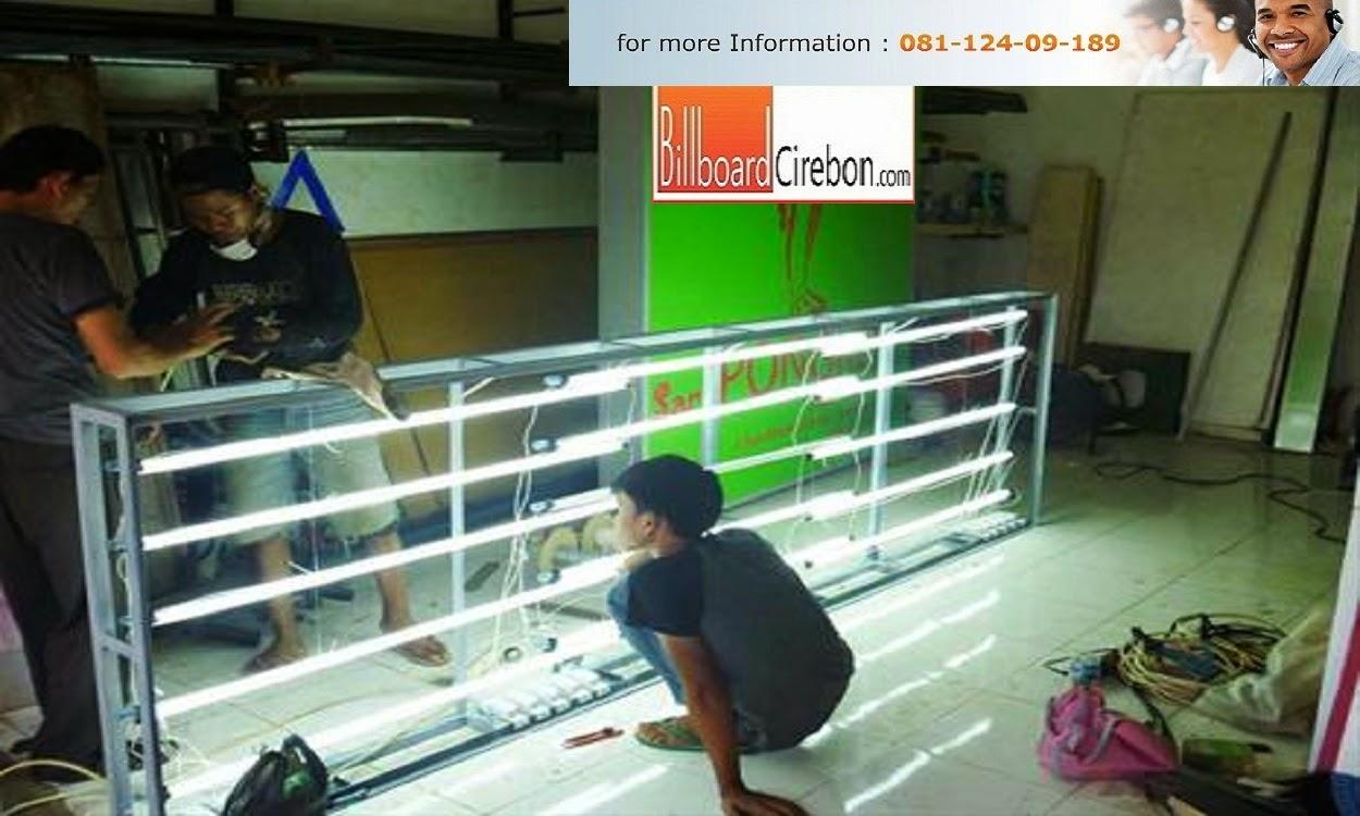 Neon Box di Cirebon
