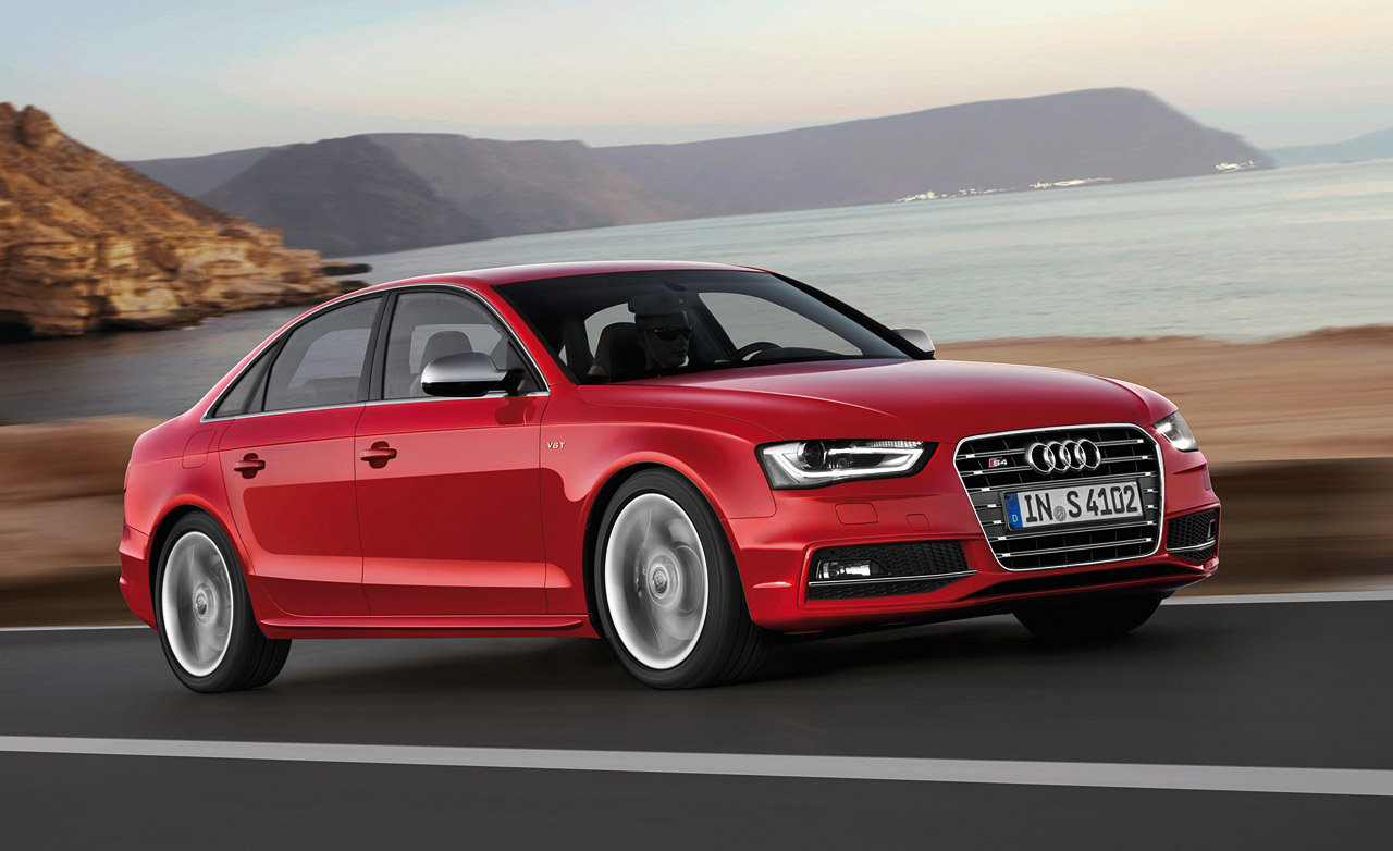 most wanted cars audi a4 2013. Black Bedroom Furniture Sets. Home Design Ideas