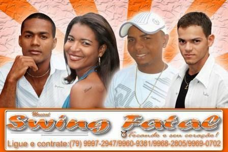 BANDA SWING FATAL - ROSÁRIO
