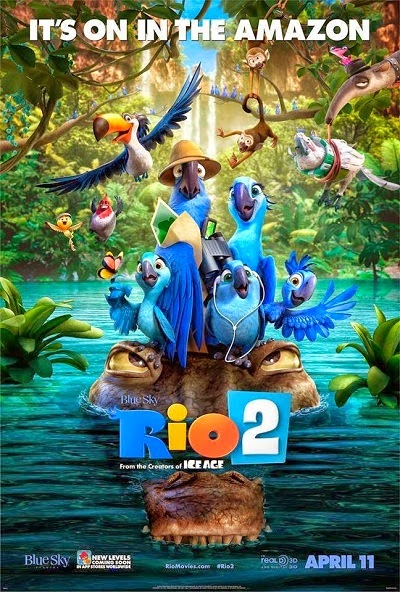 Rio 2 VK Streaming