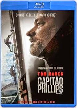 Baixar Capitão Phillips BDRip AVI Dublado + Bluray 1080p e 720p Torrent