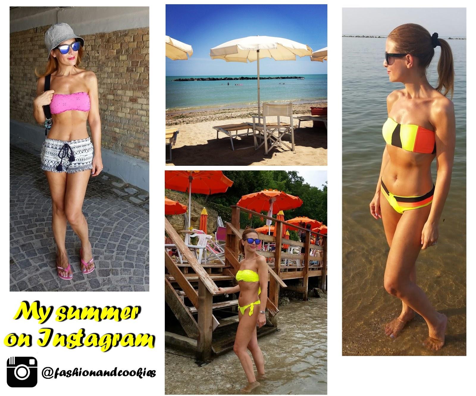 Instagram fashion blogger summer recap on Fashion and Cookies fashion blog, fashion blogger style